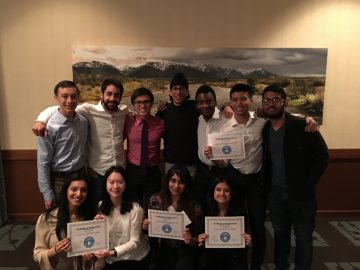 ChemEcar teams win gold at AIChE Regionals