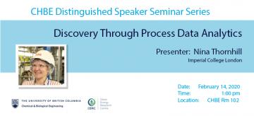 Distinguished Speaker Seminar – Professor Nina Thornhill