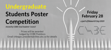 Undergraduate Students Poster Competition 2020