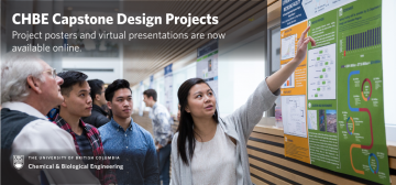 CHBE Capstone Design Projects Now Available Online