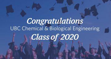 CHBE Graduation Celebration 2020