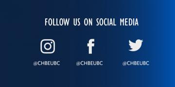 CHBE is on Social Media