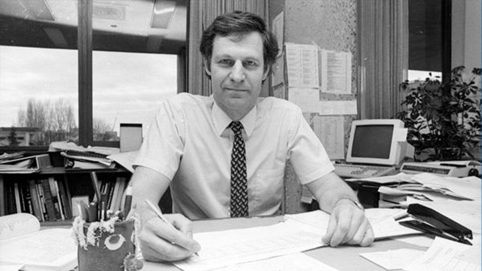 John R. Grace