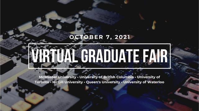 2021 Virtual Graduate Fair